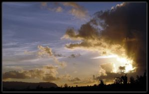 Sunset in Kauai by black-heroin