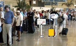 Stupid Airport Line by King-Doodles