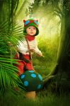Cosplay Teemo - Amelia 2 by Solceress