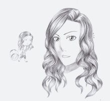 Cana - Sketch by Kello7