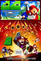 Unlucky Knuckles by miitoons