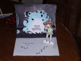Popup Birthday Card by Roxy-Inkheart