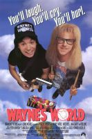 Waynes World Poster by leonrock84