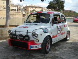 Seat 600 Abarth 1000TC by franco-roccia