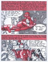 Marvel Civil War Primer Part 4 by RobertMacQuarrie1