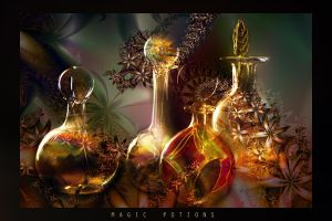 Magic Potions by zsphere