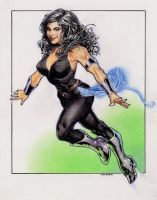Donna Troy by Reverie-drawingly