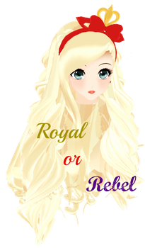 Royal or Rebel? by RinXNeruXD
