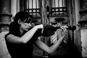 Violin Lessons 6 by flaviosotto