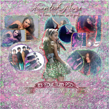 +It's Your Turn PSD {Luly} by HauntedOfLove