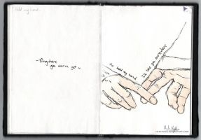 100 Themes Challenge. 35 - Hold my Hand by HCHughes
