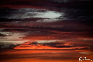 Sky on Fire 10 by eprowe