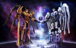 KTE: Creation of Cybertron by Naihaan