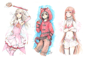 watercolor 11.5.13 by chocuu