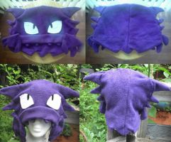 Haunter Hat by Requiem-Owl