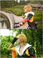 FFX: Searching by CosplayerWithCamera