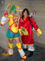 Chinese Dragons at AX 2012 by KatyMerry