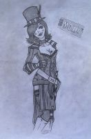 Mad Moxxi by TickleMeHoHo