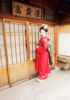 Maiko (Red) - 7 by rin-no-michiei