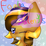 Foala Talents Headshot by DoctressWhooves11