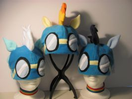 Wonderbolts Relay Team Hats by Like-a-Surr