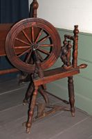 spinning wheel 2 by LucieG-Stock