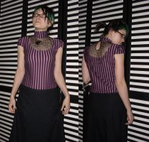 Victorian top by zeloco
