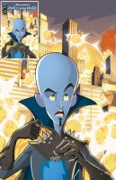megamind 3 cover by Fpeniche