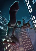 Amazing Spider-man 2012 by Juggertha