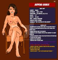62 - Audrina Savage by jchan50