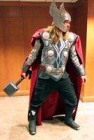 Thor costume 1 by NMTcreations