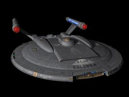 NX-02 Columbia by metlesitsfleetyards