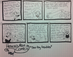 Heiress's Mini Comics #1 by hauptanime