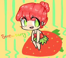 Strawberry by Alexianary