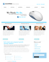 Business Layout by mortallx