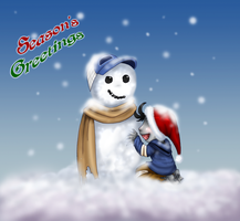 Season's greets from lil keith by roseannepage
