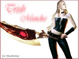 Trish With Sparda  S Legacy by SamThePenetrator