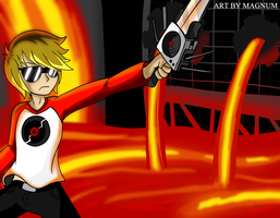 Heat And Clockwork by Magnum13