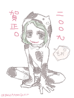 doodle +13+ belated new year by tencinoir