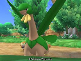 Tropius by RandomMissEverything