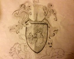 Wind Whisperers Coat of Arms by The-Lovestruck-Fox