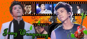 Wallpaper Wooyoung by Difira