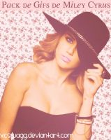 Miley Cyrus pack gif by xcswagg