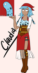 OC: Claudia by NatiiLuv
