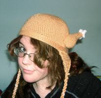 the chicken hat by punkie