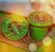 Starbucks plugs by TynahC