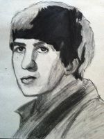 George Harrison by LeAnimeFiend