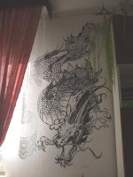 dragon on my wall by SusHi182