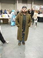 Silent Bob, Telford MCM 2011 by The-four-armed-man