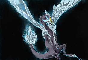 Kyurem by toy-box516